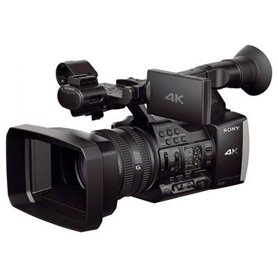 Sony FDRAX1 High Definition Professional Camcorder