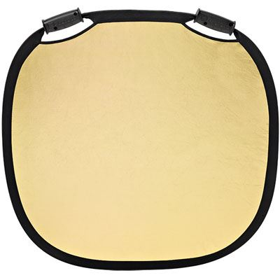 Profoto 120cm Reflector - Gold/White