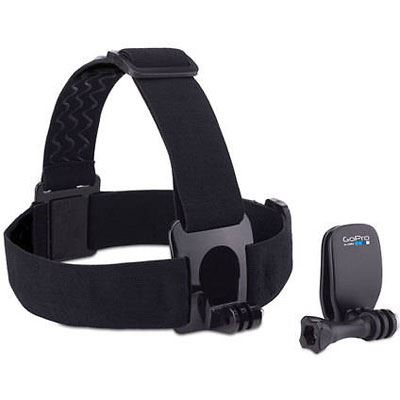 Image of GoPro Head Strap with QuickClip