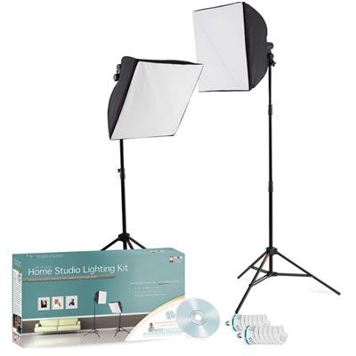 Westcott Basics Erin Manning Home Studio Lighting Kit