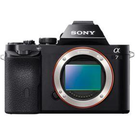 Sony Alpha A7 Digital Camera Body