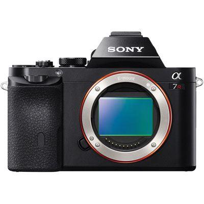Sony Alpha A7R Digital Camera Body