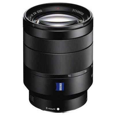 Sony FE 24-70mm f4 ZA OSS Vario-Tessar Carl Zeiss T* Lens