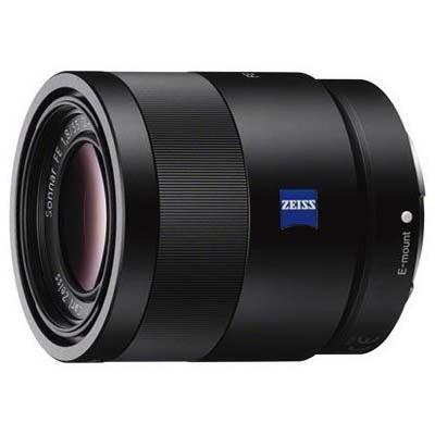 Sony FE 55mm F1.8 ZA Carl Zeiss Sonnar T* Lens