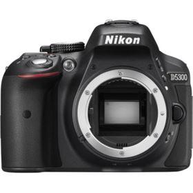 Nikon D5300 Digital SLR Camera Body - Black