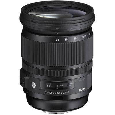 Sigma 24-105mm f4 DG HSM Lens - Sony A Mount