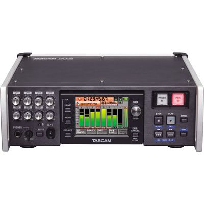 Tascam HSP82 8Channel Field Audio Recorder