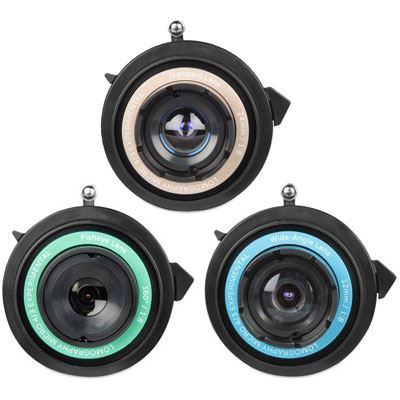 Image of Lomography Experimental Lens Kit - Micro Four Thirds Fit