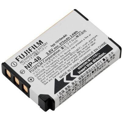 Image of Fujifilm NP-48 Lithium-Ion Rechargeable Battery