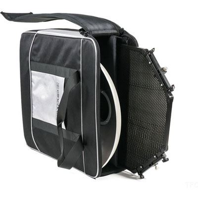Click to view product details and reviews for Elinchrom Protec 44 Silver Kit.