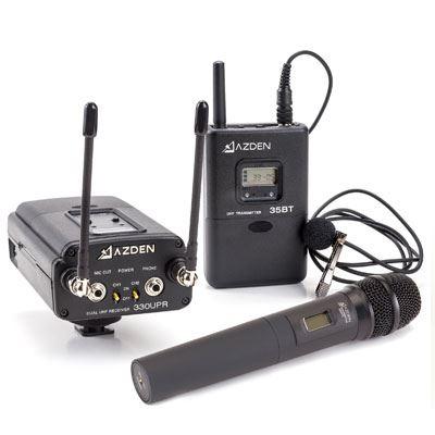 Image of Azden 330LH-CE Wireless Mic. System
