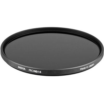 Hoya 72mm Pro ND 16 Filter