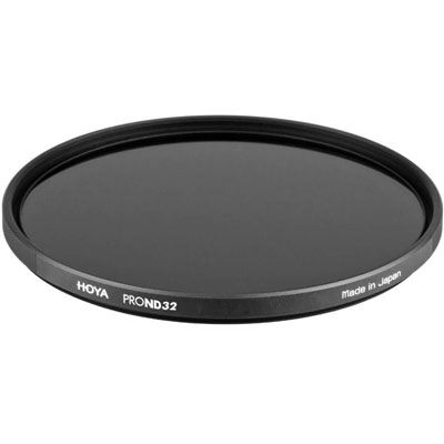 Image of Hoya 55mm Pro ND 32 Filter