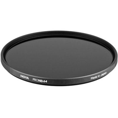 Hoya 55mm Pro ND 64 Filter