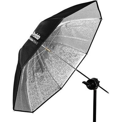 Profoto Shallow Silver Umbrella - Small