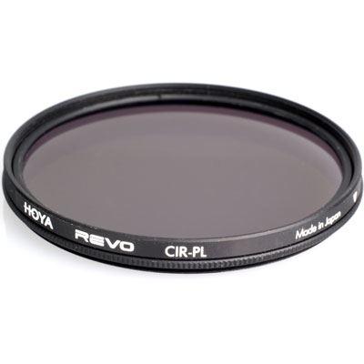 Hoya 49mm REVO SMC Circular Polarising Filter