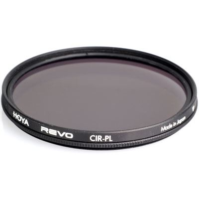 Hoya 58mm REVO SMC Circular Polarising Filter
