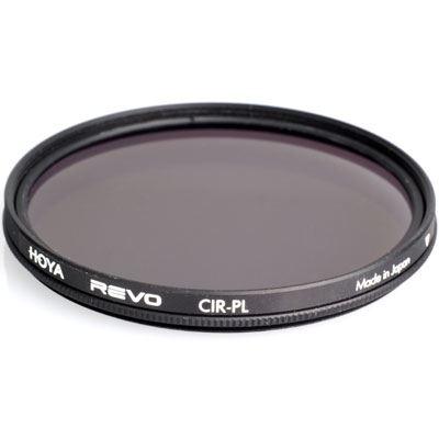 Hoya 62mm REVO SMC Circular Polarising Filter