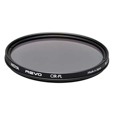 Hoya 67mm REVO SMC Circular Polarising Filter