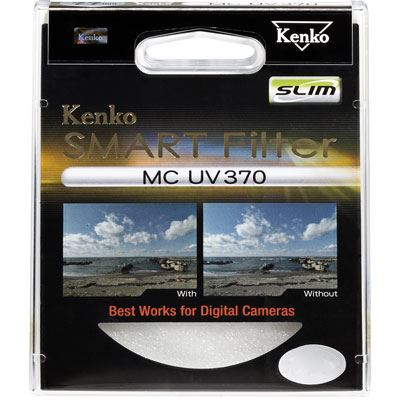 Kenko 40.5mm Smart MC UV Slim Filter