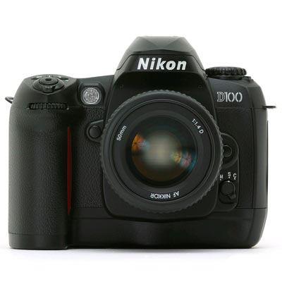 Nikon D100 Digital SLR Camera Body