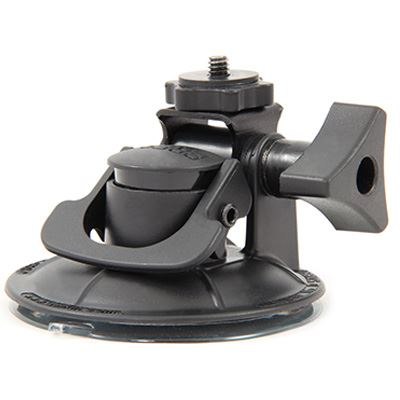Delkin Fat Gecko Stealth Mount with GoPro Adapter
