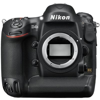 Used Nikon D4s Digital SLR Camera Body