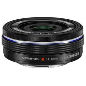 Olympus M.Zuiko Digital ED 14-42mm f3.5-5.6 EZ Lens - Black
