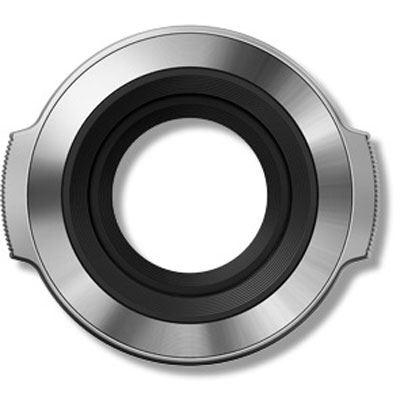 Olympus LC-37C Automatic Lens Cap - Silver