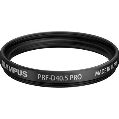 Olympus PRF-D40.5 40.5mm PRO Protection Filter