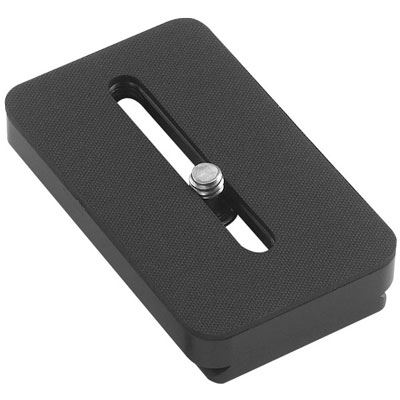 Kirk PZ-36 1 3/4in x 2 7/8in Universal fit Camera Plate 1/4in Thread