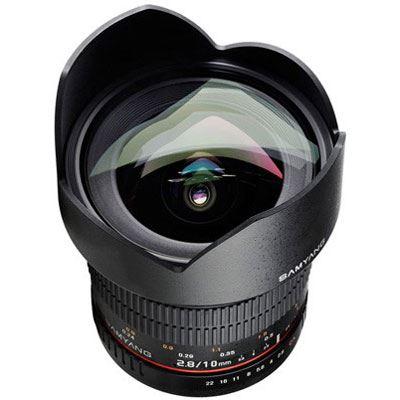 Image of Samyang 10mm f2.8 ED AS NCS CS Ultra Wide Angle Lens - Samsung Fit