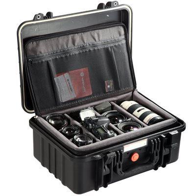 Vanguard Supreme 40D Hard Case with Divider Bag