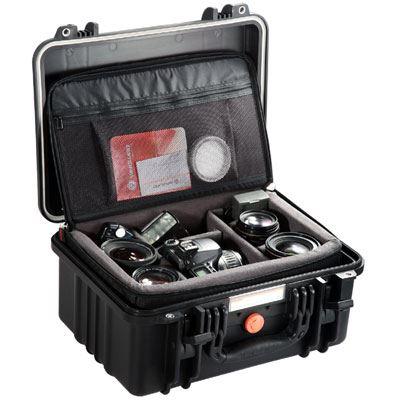 Image of Vanguard Supreme 37D Hard Case with Divider Bag