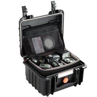 Image of Vanguard Supreme 27D Hard Case with Divider Bag