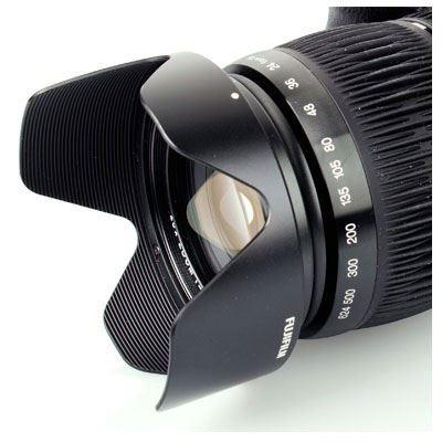 Fuji Lens Hood for FinePix S1