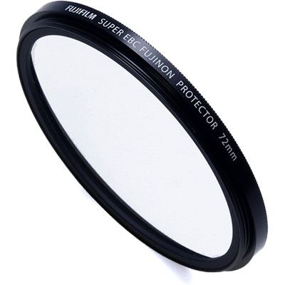 Fuji 72mm Protector Filter for FinePix S1
