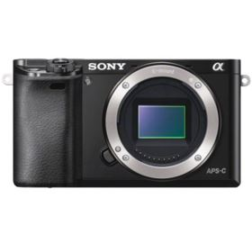 Sony Alpha A6000 Digital Camera Body - Black