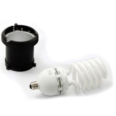 Lastolite Fluorescent Conversion Kit 220v - Extension Tube + Bulb
