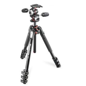 Manfrotto MK190XPRO4 + 3-Way Head