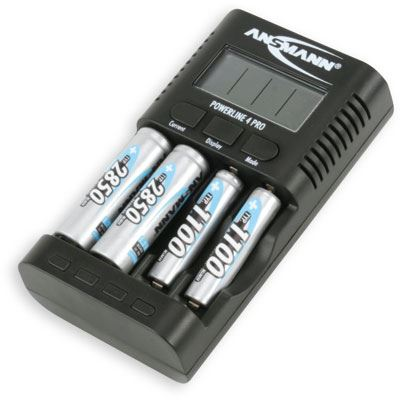 Image of Ansmann Powerline 4 PRO Charger