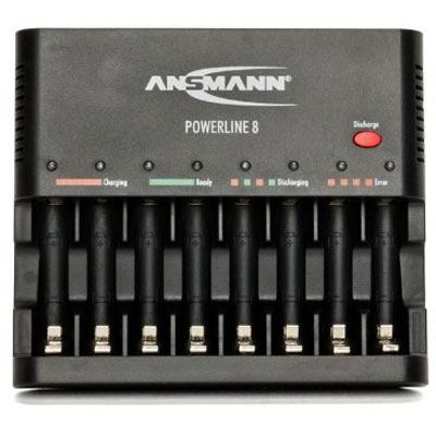 Ansmann Powerline 8 Charger