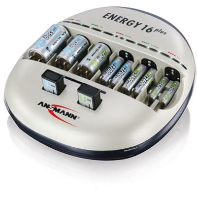 Image of Ansmann Energy 16 Plus Charger