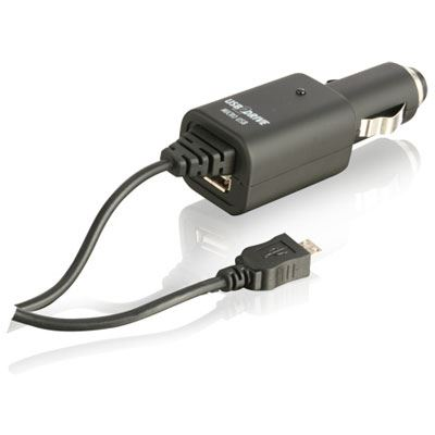 Image of Ansmann Micro USB In-Car Charger