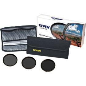 Tiffen 77mm Digital Neutral Density Filter Kit
