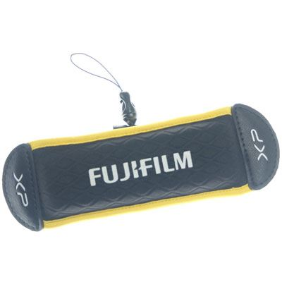 Fuji 2014 Float Strap for FinePix XP  Yellow