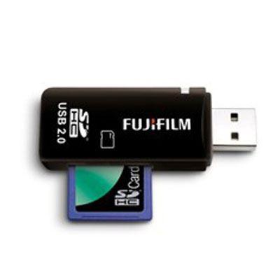 Fujifilm Dual Slot Card Reader