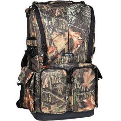 Image of Benro Falcon 800 Series Camouflaged Backpack