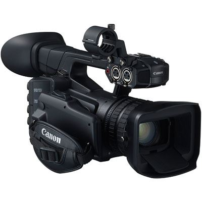 Image of Canon XF205 Professional Camcorder