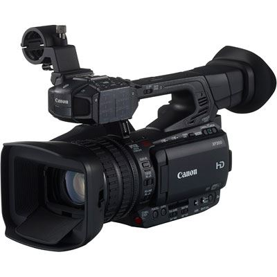 Image of Canon XF200 Professional Camcorder